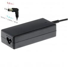 Tápegység AK-ND-05 19.5V / 3.34A 65W 7.4 x 5.0 mm + pin