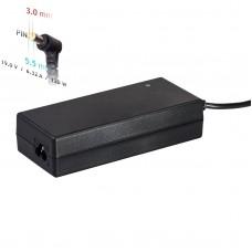 Tápegység AK-ND-56 19V / 6.32A 120W 5.5 x 3.0 mm + pin