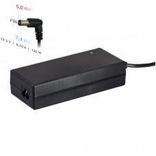 Tápegység AK-ND-57 19.5V / 6.7A 130W 7.4 x 5.0 mm + pin