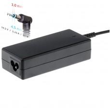 Tápegység AK-ND-58 19.5V / 3.33A 65W 4.5 x 3.0 mm + pin