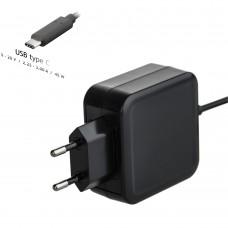 Tápegység AK-ND-60 20V / 2.25 - 3A 45W USB type C